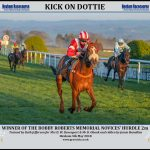 KICK ON DOTTIE